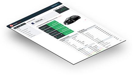 MotorSpecs Overview Screenshot